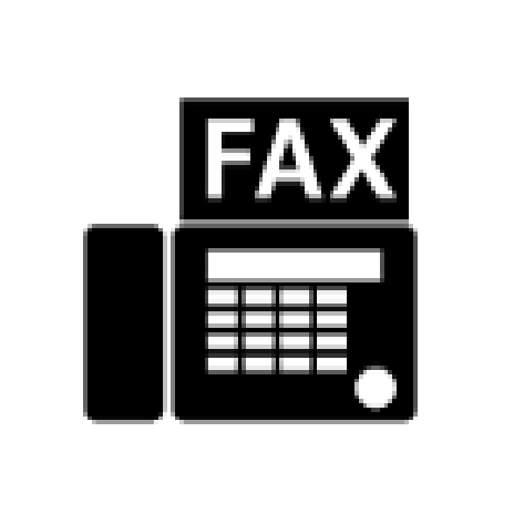 FAXにて本予約